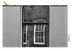 Carry-all Pouch featuring the photograph Window And Window by Perry Webster