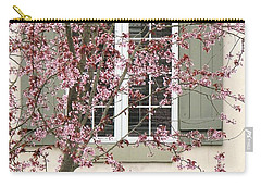 Window Blossoms Carry-all Pouch