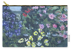 Window Box Carry-all Pouch