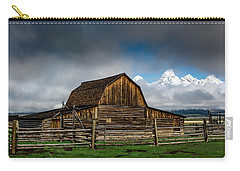 Carry-all Pouch featuring the photograph Window In The Storm by Scott Read