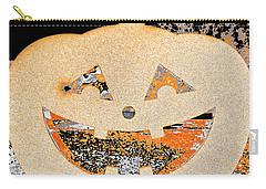 Window Pumpkin #3 Carry-all Pouch