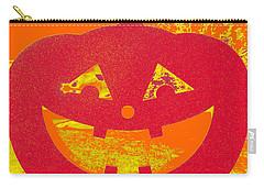 Window Pumpkin #4 Carry-all Pouch