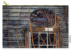 Carry-all Pouch featuring the photograph Window Shopping by Kendall McKernon
