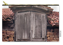 Window To The Past Carry-all Pouch