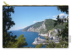 Window To The Sea Carry-all Pouch