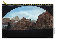 Window To Zion Carry-all Pouch