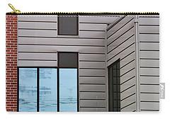 Window Wall Geometrics Carry-all Pouch