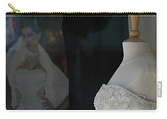 Window Wedding Attire Carry-all Pouch