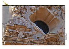 Window  Zoom In Balboa Park San Diego Carry-all Pouch