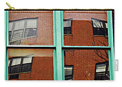 Windows In The Heights Carry-all Pouch by Sarah Loft