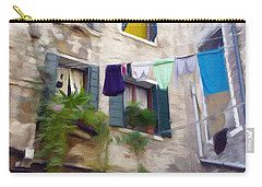 Windows Of Venice Carry-all Pouch