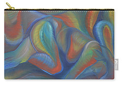 Winds Of Change Prevail Carry-all Pouch