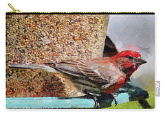 Windsor House Finch Carry-all Pouch