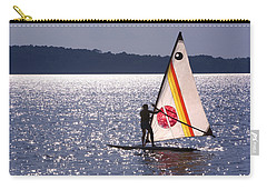Windsurfing Lake Champlain Carry-all Pouch
