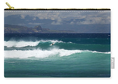 Windswept Ho'okipa Carry-all Pouch