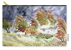 Windswept Landscape Carry-all Pouch