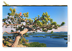 Windswept Pine On Rattlesnake Mountain Carry-all Pouch