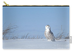 Windswept Plains Carry-all Pouch by Heather King