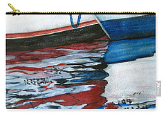 Windswept Reflections Sold Carry-all Pouch by Lil Taylor