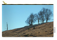 Windswept Trees - December 7 2016 Carry-all Pouch