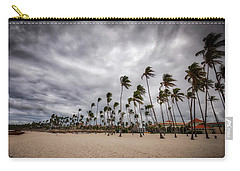Windy Beach Carry-all Pouch