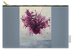 Wine Bouquet Carry-all Pouch