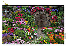 Wine Celler Gates  Carry-all Pouch by Garry Gay
