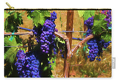 Wine Country  Carry-all Pouch