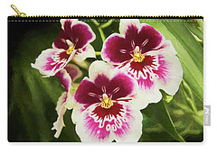 Wine Orchids- The Risen Lord Carry-all Pouch