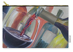 Wine Pour Carry-all Pouch