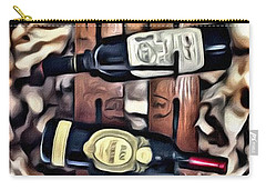 Wine Rack Carry-all Pouch