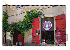 Wine Shoppe Carry-all Pouch