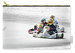 Wingham Go Karts 04 Carry-all Pouch