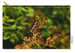 Wingo Butterfly Carry-all Pouch