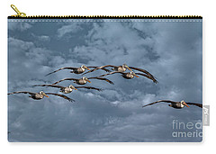 Wings In Formation Carry-all Pouch