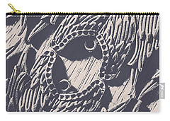 Wings Of Classical Artform Carry-all Pouch