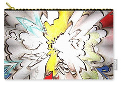 Wings Of Dreams Carry-all Pouch