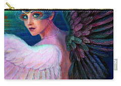 Wings Of Duality Carry-all Pouch
