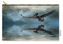 Wings Up Carry-all Pouch by Cyndy Doty