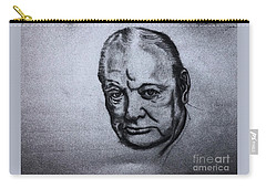 Winston Churchill  Carry-all Pouch