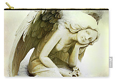 Winter Angel Carry-all Pouch