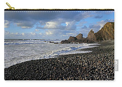 Winter At Sandymouth Carry-all Pouch