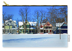 Winter At Ti Park Carry-all Pouch