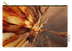 Carry-all Pouch featuring the photograph Winter Berries by Keith Elliott
