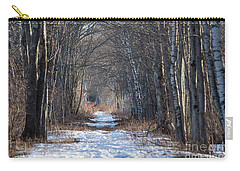 Winter Bliss Carry-all Pouch