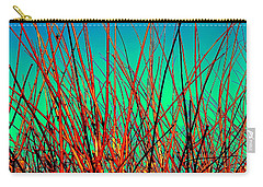 Winter Branches Carry-all Pouch