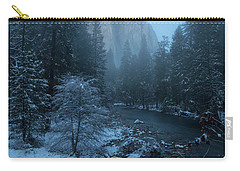 Winter El Cap  Carry-all Pouch