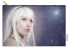 Winter Fae Carry-all Pouch