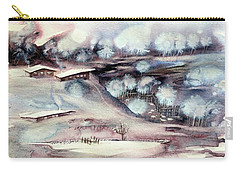 Winter Ferytale Carry-all Pouch