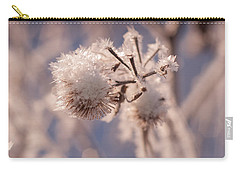 Winter Frost Carry-all Pouch